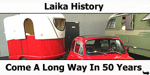 Laika History Over 50 Years