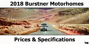 2018 Burstner Motorhome Prices and Specifications