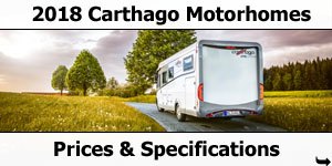 2018 Carthago Motorhome Prices and Specifications