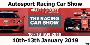 Concorde Motorhomes at Autosport Racing Car Show January 2019