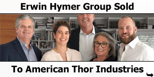 Erwin Hymer Group Sold To American Thor Industries