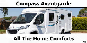 Compass Avantgarde Low-Profile Motorhomes