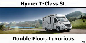2019 Hymer T-Class SL Low-Profile Motorhome For Sale