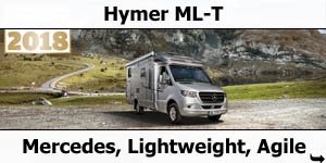 2019 Hymer ML-T Low-Profile Motorhome For Sale