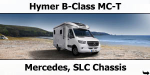 2019 Hymer B-Class MC-T Low-Profile Motorhome For Sale