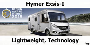 2019 Hymer Exsis-i A-Class Motorhome For Sale