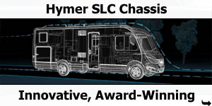 Hymer SLC Super Light Chassis Technology
