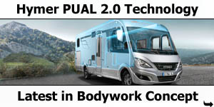 Hymer PUAL 2.0 Bodywork Concept Technology