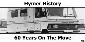 Hymer History 60 Years On The Move