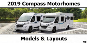 2019 Compass Avantgarde Motorhomes Models and Layouts
