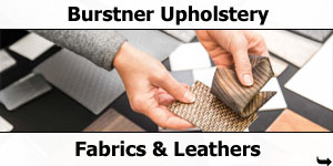 Burstner Upholstery Fabrics and Leathers