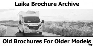 Laika Motorhome Brochure Download Archives