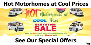 Hot Motorhomes Cool Prices Special Offers