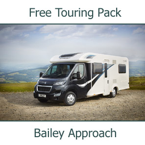 Bailey Approach Free Touring Pack Special Offer