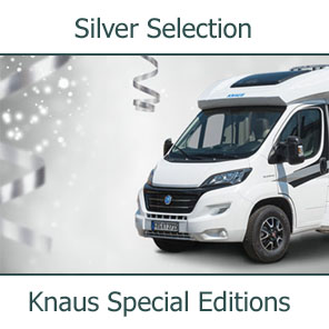 Knaus Silver Selection Special Edition Motorhomes