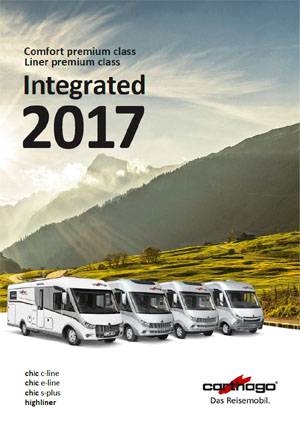 2017 Carthago Motorhome Brochure Downloads