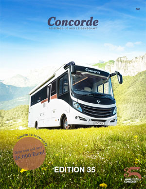 2017 Concorde Motorhome Brochure Downloads