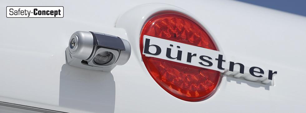 Southdowns Burstner Motorhome Safety Concept