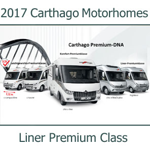 2017 Carthago Motorhomes For Sale