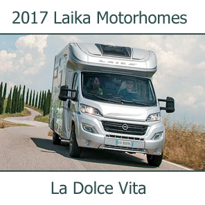 2017 Laika Motorhomes For Sale