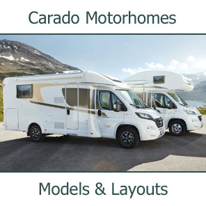 2019 Carado Motorhomes Models and Layouts