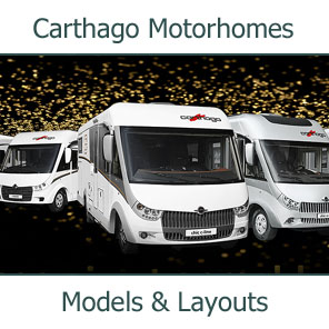 2020 Carthago Motorhomes Models and Layouts