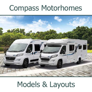 2019 Compass Motorhomes Models and Layouts