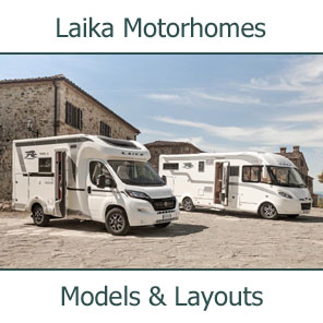 2019 Laika Motorhomes Models and Layouts
