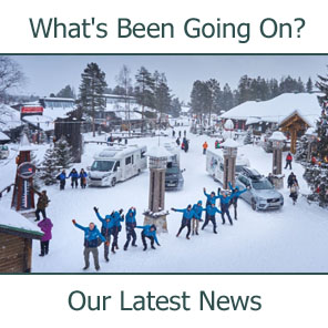 Latest News From Southdowns Motorhome Centre