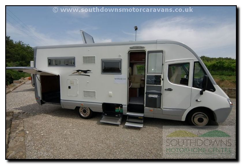 southdowns 2008 laika rexosline 722 motorhome 6 31 photo