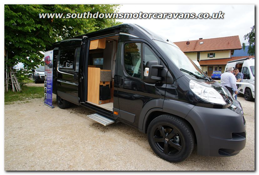 Southdowns New 2013 Globecar 636 Fr Motorhome Factory