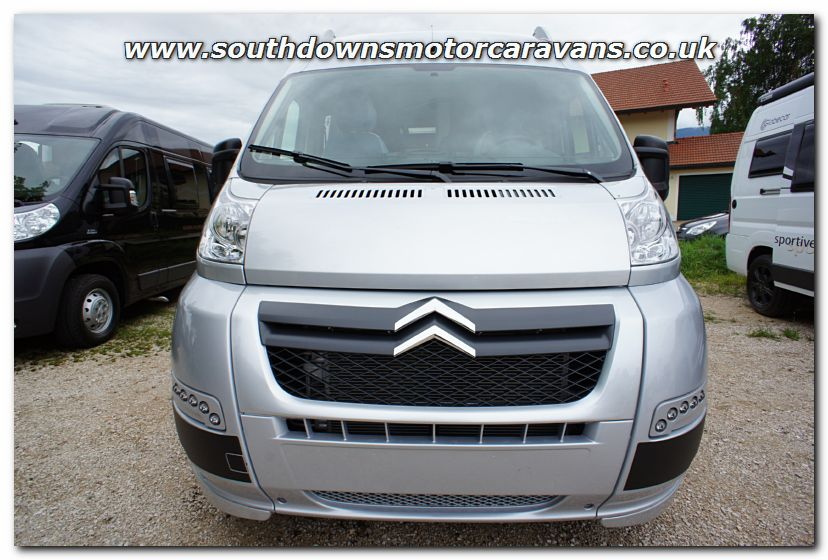 Southdowns New 2013 Globecar Globescout Style Motorhome