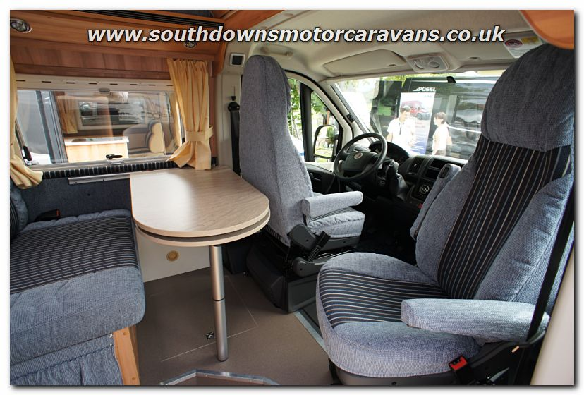 southdowns new 2013 globecar globescout vario 499 motorhome factory photo gallery