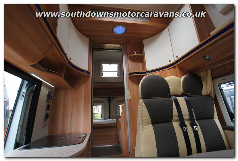 Southdowns New 2013 Globecar Globescout Vario 545
