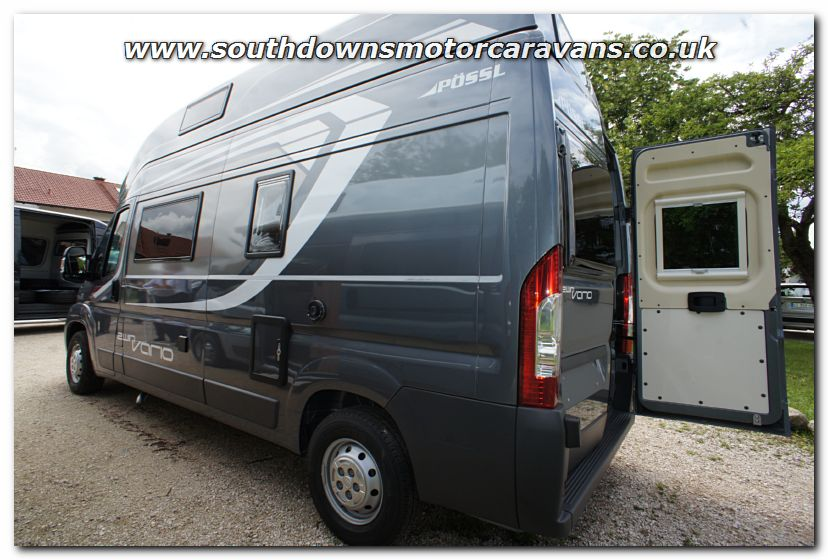 Southdowns New 2013 Globecar Globescout Vario Motorhome
