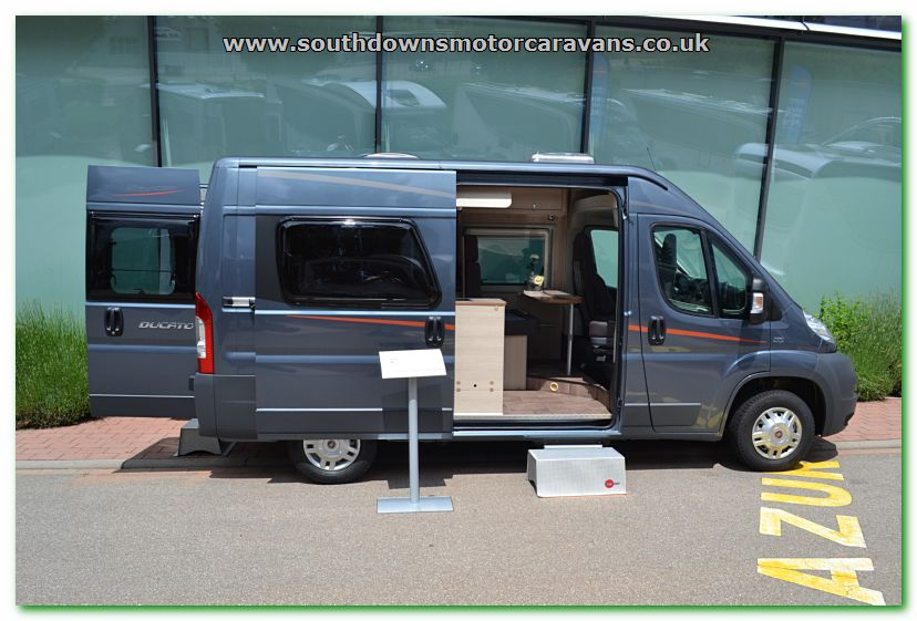 southdowns 2014 burstner city car c550 motorhome gallery photo gallery