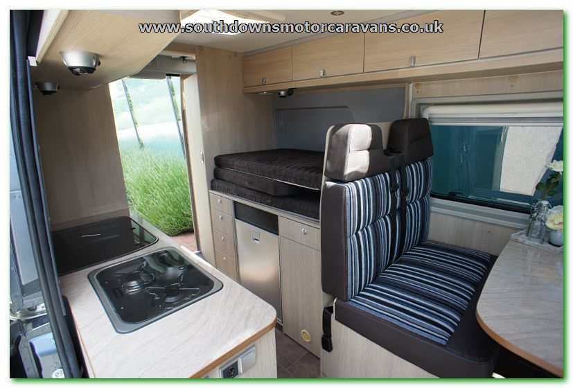 Mercedes C Class For Sale >> Southdowns | 2014 Burstner City Car c550 Motorhome Gallery Photo Gallery