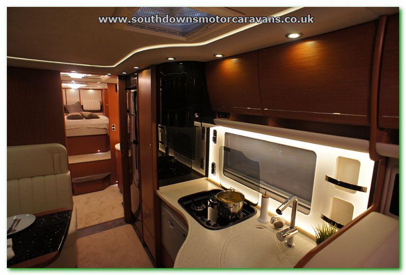 Southdowns | 2014 Concorde Liner Plus 1150GMini Mercedes ...