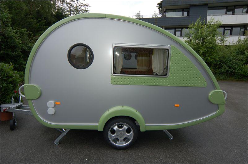mini caravane. Black Bedroom Furniture Sets. Home Design Ideas