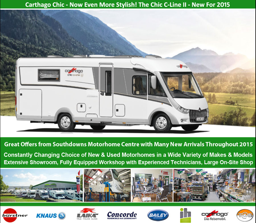 The Chic C-Line II - Revised and Even More Stylish for 2015
