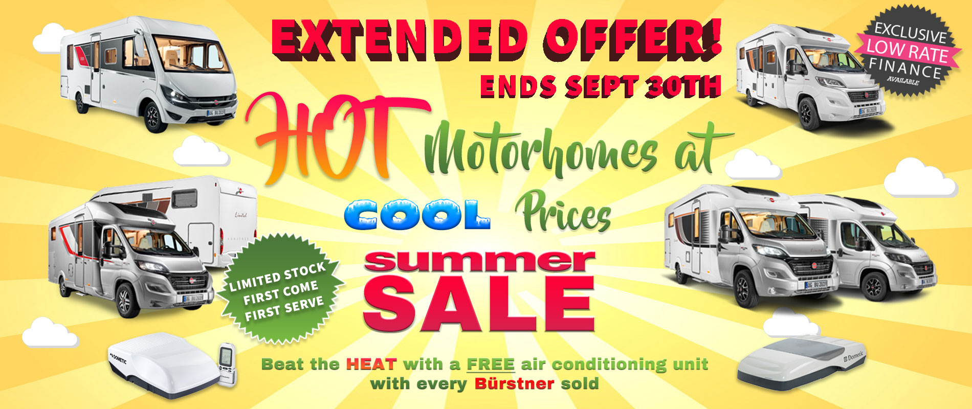 Southdowns Motorhome Centre | New & Used Motorhomes Sales
