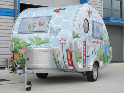 Southdowns Motorhome News Tab Caravan At The Eden