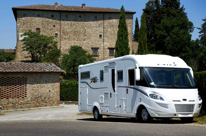 southdowns motorhome news laika a class for the ncc