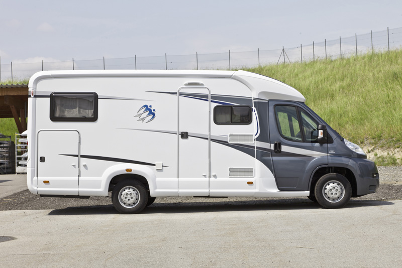 motorhomes motor caravans and campervans in the uk party