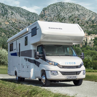 Southdowns Motorhome News Concorde Re Introduce The