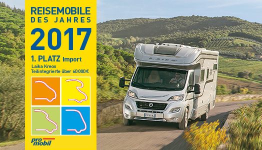 Southdowns | Motorhome News & Events | German Promobil