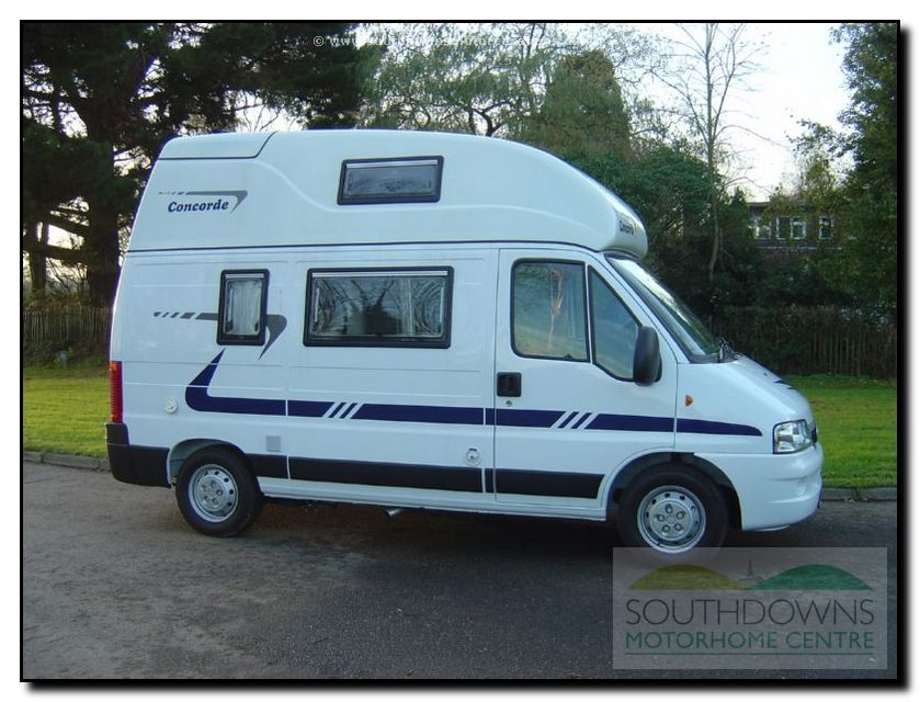 Southdowns New Concorde Compact Motorhome N0641 6 26