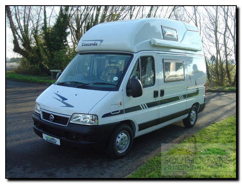 Southdowns New Concorde Compact Motorhome N0644 2 19