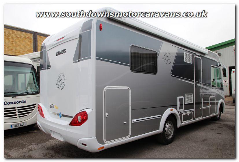 Southdowns New 2014 Knaus Sky I Plus 700lx Fiat 150 A