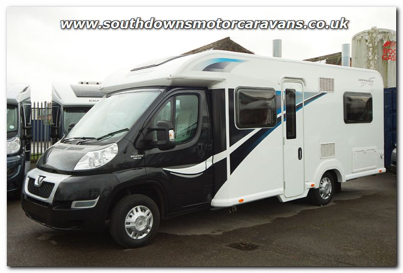 Unique Southdowns | New 2014 Bailey Approach Autograph 745 Low-Profile Motorhome N100183 Photo Gallery